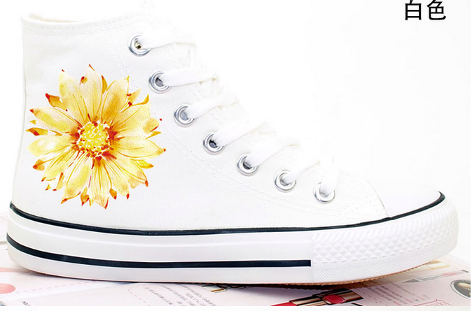 High in the fall and winter of 2015 the new girl canvas shoes to help students leisure shoes AMM
